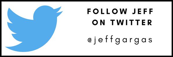 Follow Jeff Gargas on Twiiter