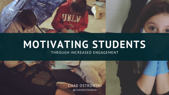 Motivating Students Through Increased Engagement