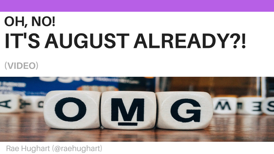 Oh No - It's August - Video
