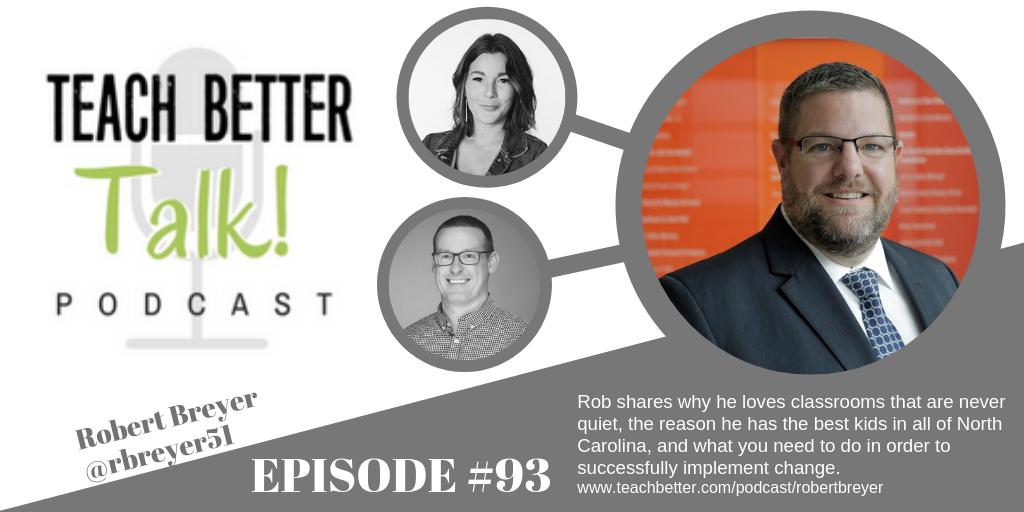 Teach Better Talk Podcast - Teach Better